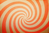 Vintage spiral paper background — Stock Photo