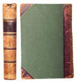 Vintage book set — Stock Photo