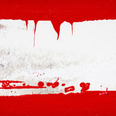 Drewniane nieczysty malowane tła z lekkoatletka — Zdjęcie stockowe