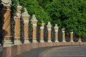 Mikhailovsky Garden Grill — Stock Photo
