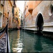 Venice. Walk to gondola. — Stock Photo #11435509