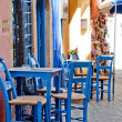 Greek tavern — Stock Photo #11417562