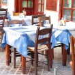 Greek tavern — Stock Photo #11507695