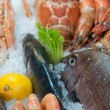 Royalty-Free Stock Photo: Fresh seafood
