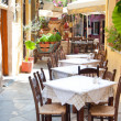 Greek tavern — Stock Photo #11507778