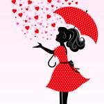 Постер, плакат: Rain of love