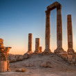 Stock Photo: Ruins of Temple of Hercules