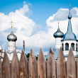 Old churches of rostov, Russia. — Stock Photo