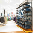 Modern clothes shop — Foto de stock #11439287