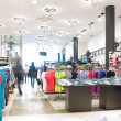 Stockfoto: Modern clothes shop