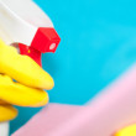 Close up view of sprayer — Stock Photo