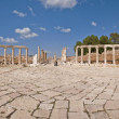 Ancient city of Jerash — Stock Photo