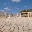 Stock Photo: Ancient city of Jerash