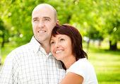 Adult couple — Stock Photo