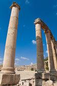 Ruins of Jerash — Stock Photo