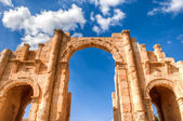 Ruins of Jerash — Stock Photo