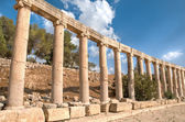 Jerash ruins — Stock Photo