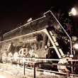 Locomotive — Photo