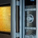 Microwave oven — Stock Photo