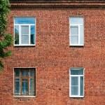 Red brick house. — Stock Photo #11440386