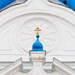 Details of Bogolubovo monastery — Stock Photo #11440419