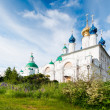 Spaso-Jakovlevskij monastery in Rostov, Russia. — Stock Photo