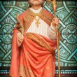 Statue of high priest. - Stock Photo