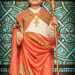 Statue of high priest. — Stock Photo