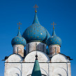 Suzdal church — Stock fotografie