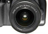 Dslr lens close up — Stock Photo