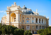 Odesa opera theatre — Stock Photo