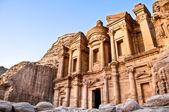 Petra manastırı — Stok fotoğraf