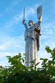 Motherland monument — Stock Photo