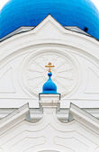Details of Bogolubovo monastery — Stock Photo