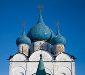 Suzdal church — Stock Photo