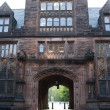 Stock Photo: Passageway at princeton
