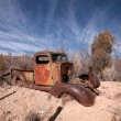 Stock Photo: Rusted truck