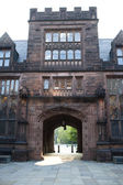 Passageway at princeton — Stock Photo