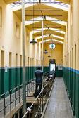 Prison cell blocks at ushuaia argentina — Stock Photo
