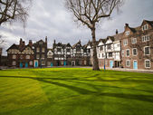 Townhouses in London — Stock Photo