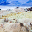 Weather Erosion in Death Valley - Stock Photo