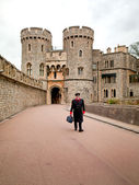 Windsor Castle Entrance — Stock Photo