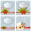 Christmas background — Stock Vector #11521126