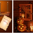 Happy Halloween! — Vettoriale Stock