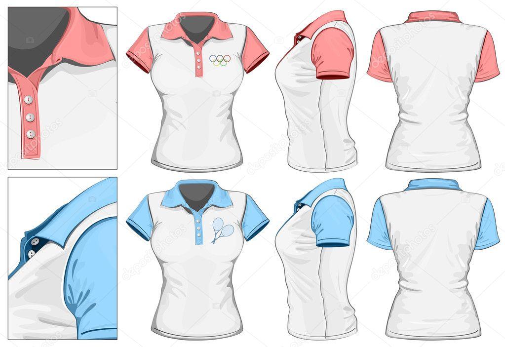 back image of a polo shirt vector joy studio design