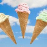 Ice Creams — Stock Photo
