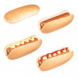 ������, ������: Hot Dogs