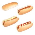Постер, плакат: Hot Dogs