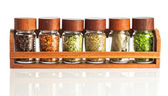 Herbs & Spices — Stockfoto