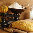 Pumpkin Bread - Stok fotoraf